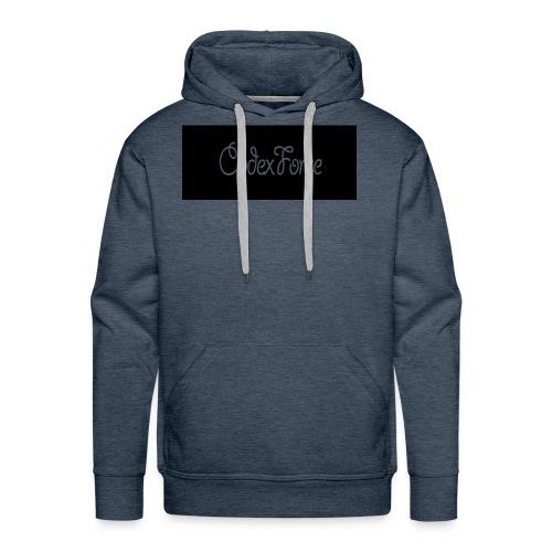Codex Logo - Men's Premium Hoodie