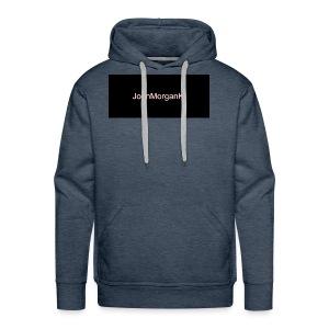 JohnMorganK - Men's Premium Hoodie