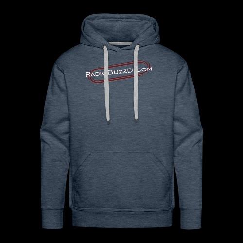 RadioBuzzD Shop Online Radio Station - Men's Premium Hoodie
