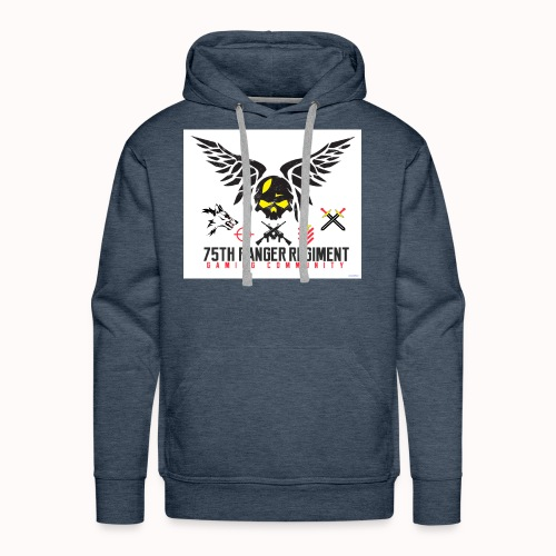 75th Ranger Regiment Gaming Community - Men's Premium Hoodie