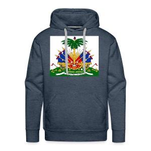 haitian 101 - Men's Premium Hoodie