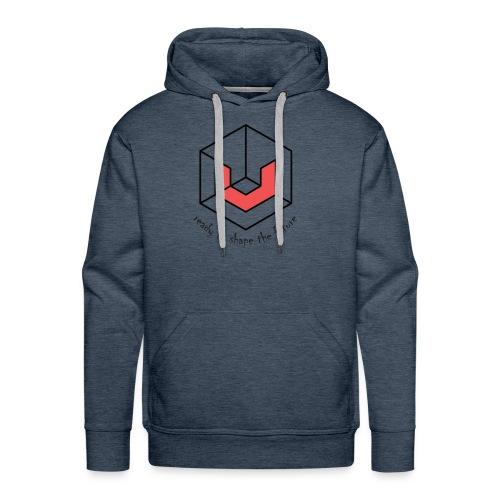 Universa UTN Crypto - Men's Premium Hoodie
