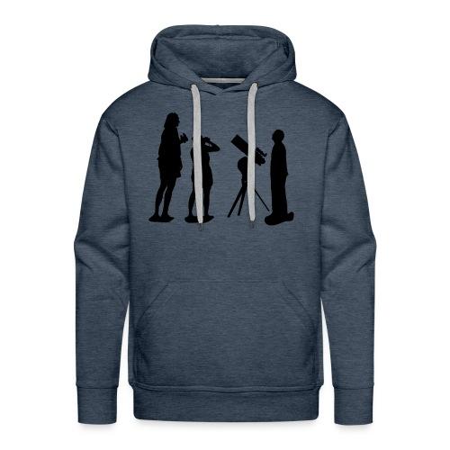 Accessoires de mode astronomiques - Men's Premium Hoodie