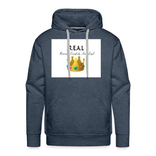 REALcrown - Men's Premium Hoodie