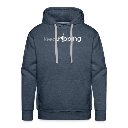 keepTripping - Men's Premium Hoodie