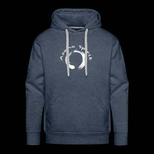 Enso Ring - Asana Spirit - Men's Premium Hoodie