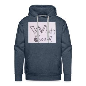 What's Good!? - Men's Premium Hoodie