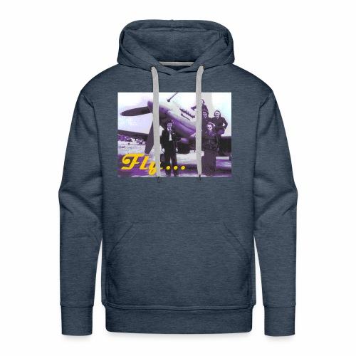 Fly Girls - Men's Premium Hoodie