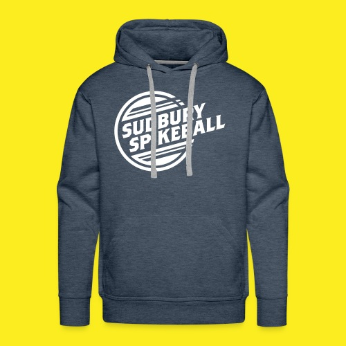 Sudbury Spikeball - Men's Premium Hoodie