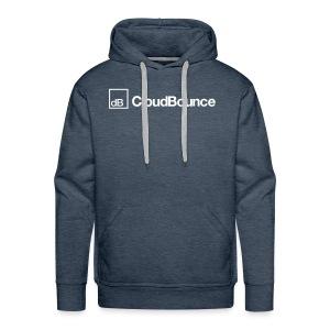 CloudBounce - Men's Premium Hoodie