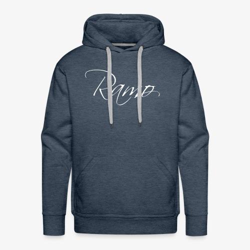 Ramo Signature Logo - Men's Premium Hoodie