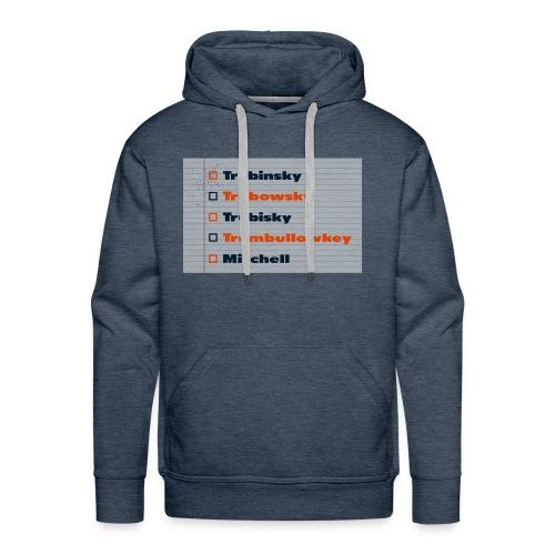MultipleChoice 2 - Men's Premium Hoodie