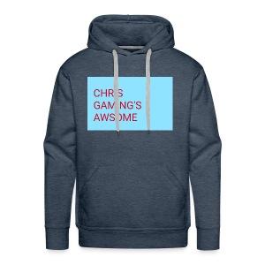 CHRIS GAMING'S AWSOME - Men's Premium Hoodie