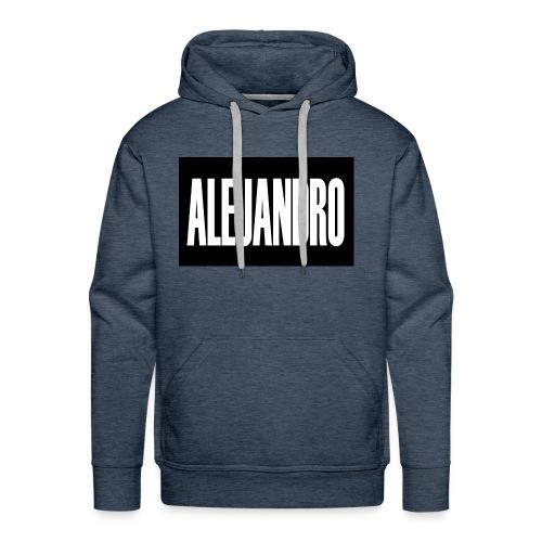 Alejandro - Men's Premium Hoodie