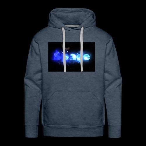 I need space - Men's Premium Hoodie