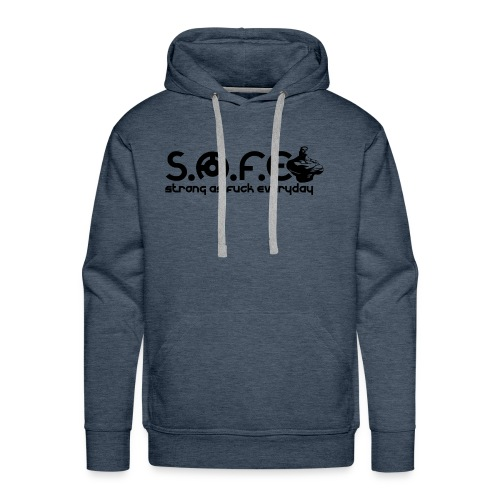 S.A.F.E (Strong Brand) - Men's Premium Hoodie