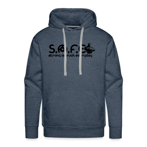 S.A.F.E (Strong Brand) - Men's Premium Hoodie
