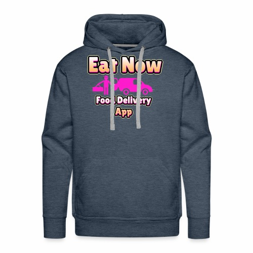 eatnowpng - Men's Premium Hoodie