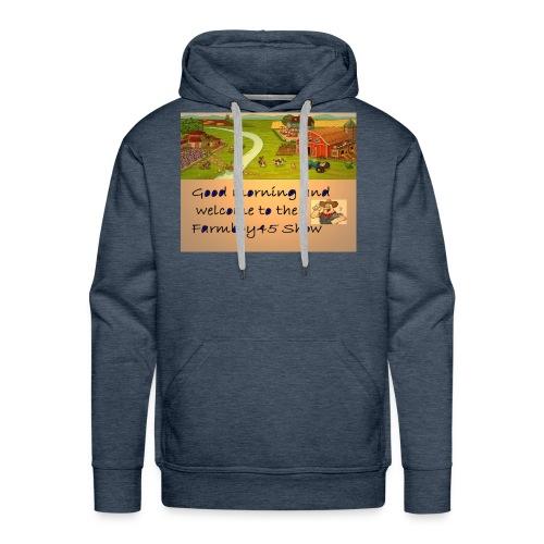 Farmboy45 - Men's Premium Hoodie