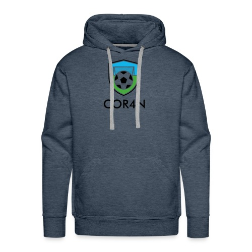 Football/Soccer Design - Men's Premium Hoodie