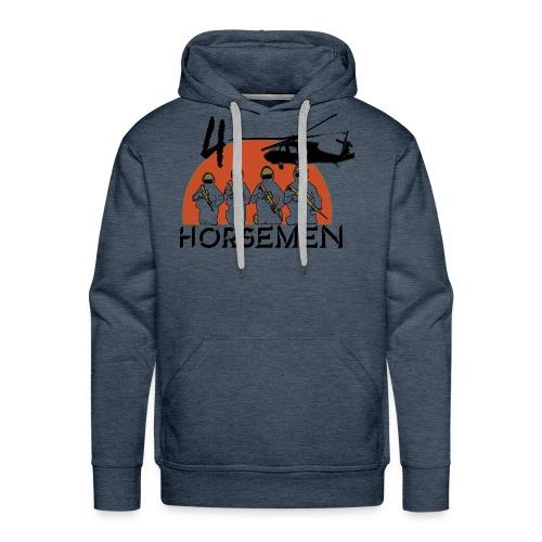 4 Horsemen - Men's Premium Hoodie
