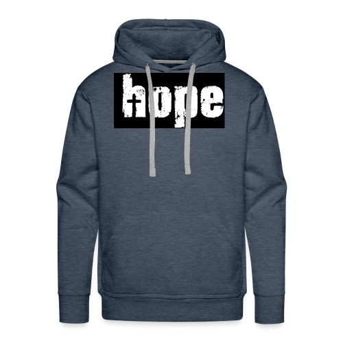 1-Hope - Men's Premium Hoodie