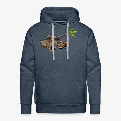 Cannabis Tank - Men's Premium Hoodie