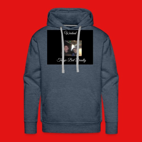 Tragic But Deadly album cover HOODIE EXCLUSIVE - Men's Premium Hoodie