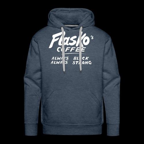 Flasko Coffee - Men's Premium Hoodie