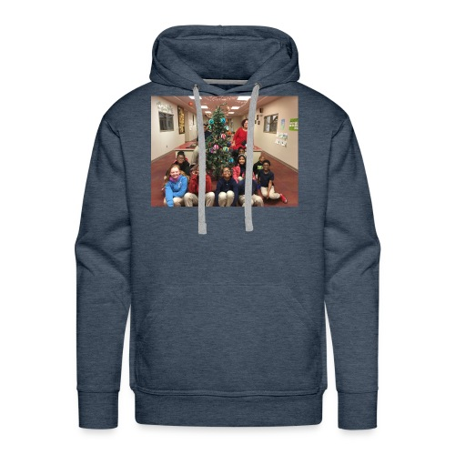 can you find me - Men's Premium Hoodie