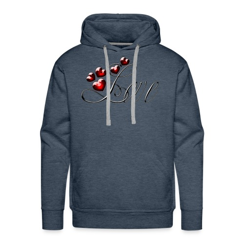 Love your kids - Men's Premium Hoodie