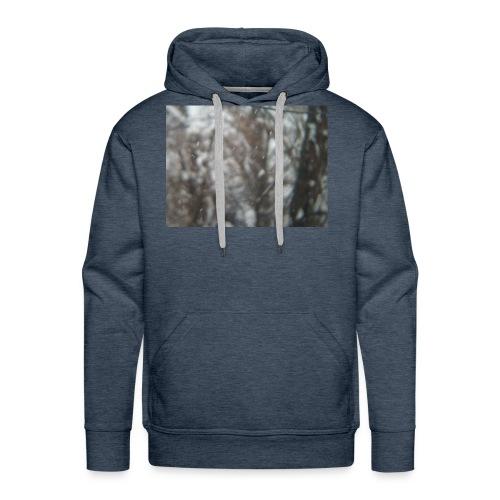 Snowflake - Men's Premium Hoodie