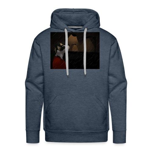 Pitbull furry - Men's Premium Hoodie
