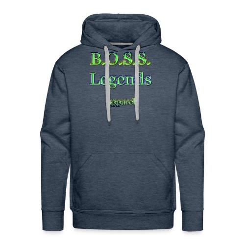 Boss Legends 1 - Men's Premium Hoodie
