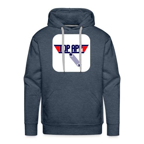 TOP APP - Men's Premium Hoodie