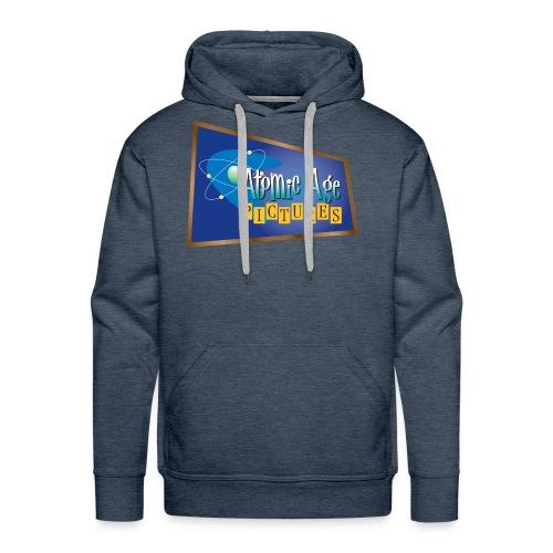 AtomicAgeLogo - Men's Premium Hoodie