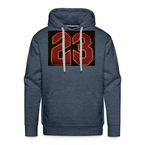 23 - Men's Premium Hoodie