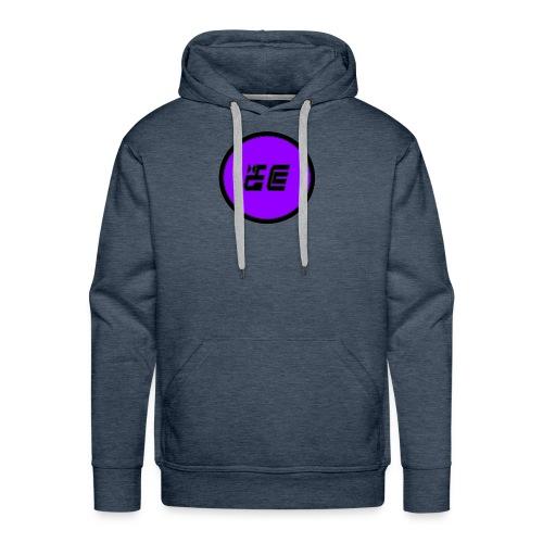 Eric Christian Logo 1 - Men's Premium Hoodie