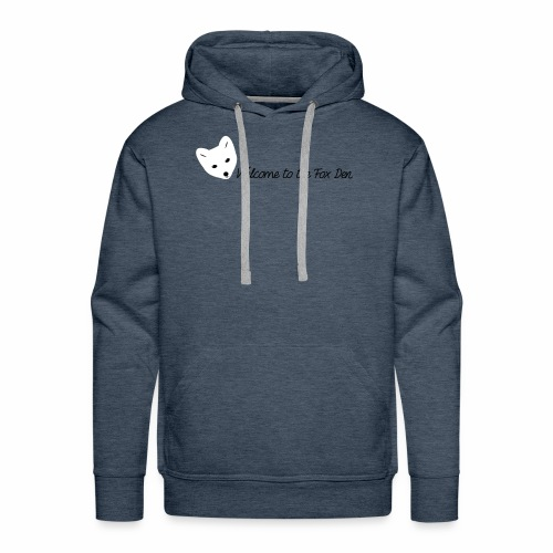 Welcome to the Fox Den! - Men's Premium Hoodie