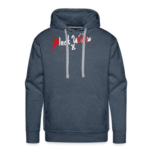 Black Widow - Men's Premium Hoodie