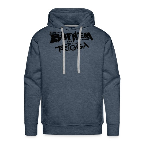 Billboard Burn'em Shirt - Men's Premium Hoodie