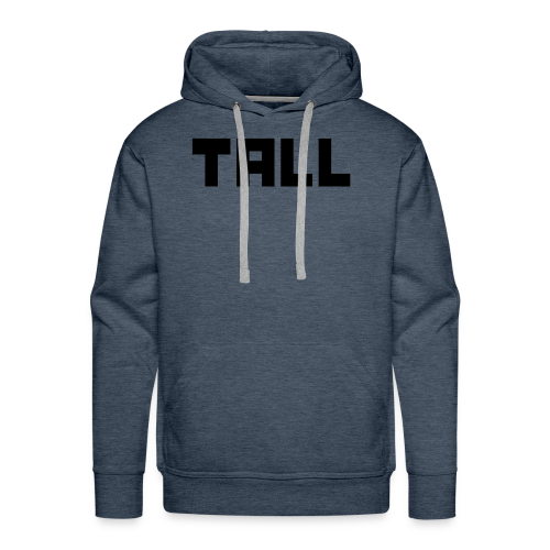 TallPixel - Men's Premium Hoodie