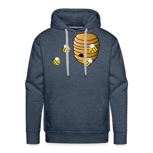 The hive - Men's Premium Hoodie