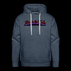 Retro logo - Men's Premium Hoodie