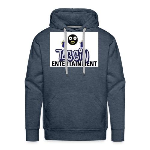Taggin - Men's Premium Hoodie