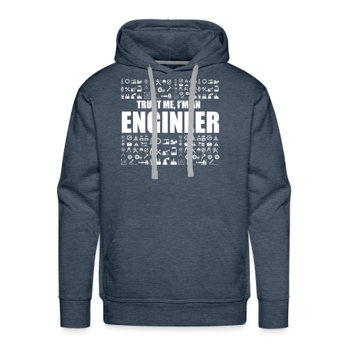 Engineer T-Shirt Limited Edition - Men's Premium Hoodie