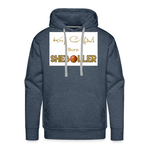 Girl Basketball shirt - Men's Premium Hoodie