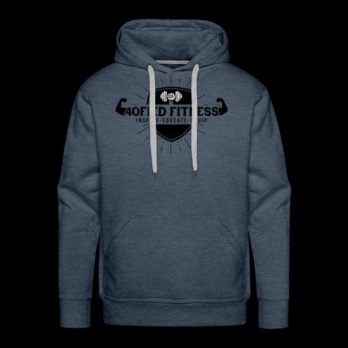 40FIED LOGO APPAREL - Men's Premium Hoodie
