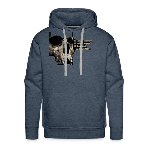 million a man - Men's Premium Hoodie