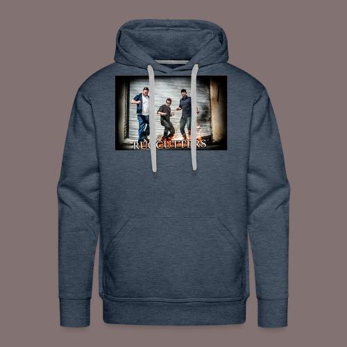 RUGCUTTERS Fan Shirts - Men's Premium Hoodie